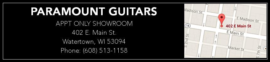Paramount Guitars