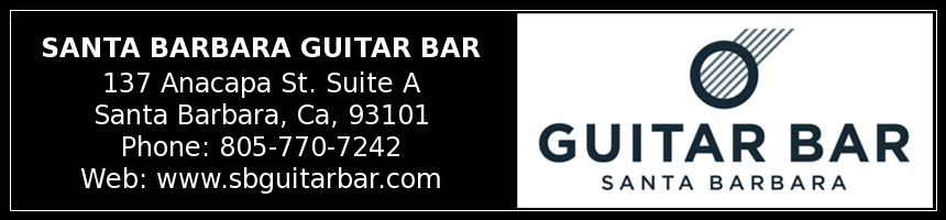 Santa Barbara Guitar Bar