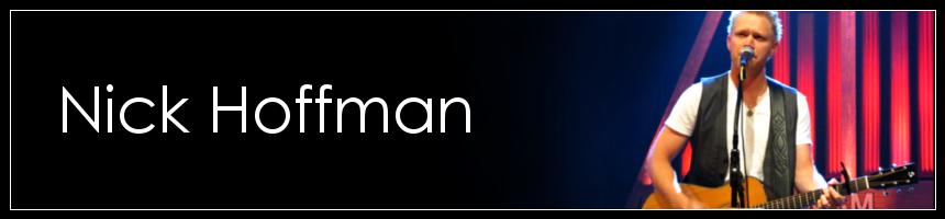 Nick Hoffman Banner