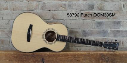 58792 Furch OOM30SM01