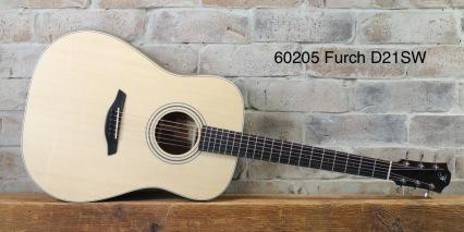 60205 Furch D21SW01