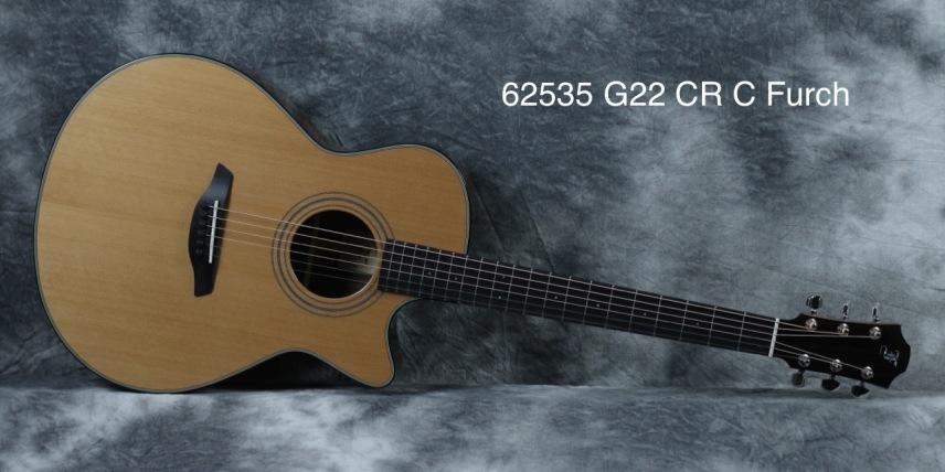 62535 G22 CR C Furch - 1
