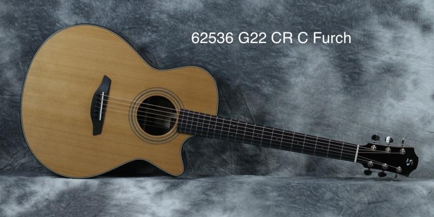 62536 G22 CR C Furch - 2
