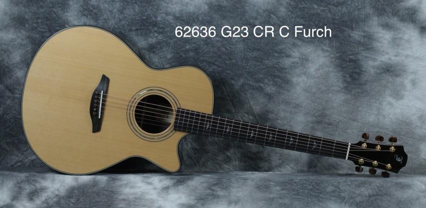 62636 G23 CR C Furch - 1