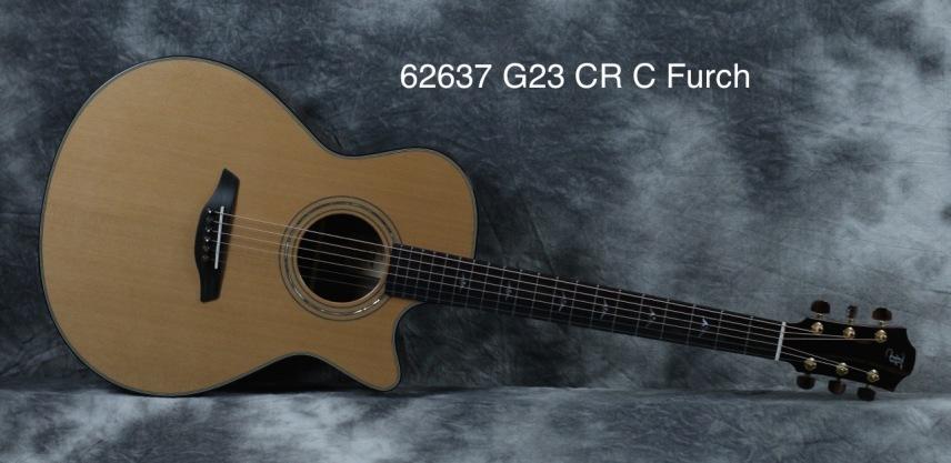 62637 G23 CR C Furch - 1